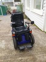 Elektriline ratastool Invacare G40
