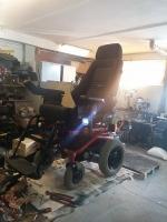 Elektriline ratastool Meyra Champ