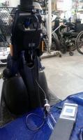 Abividin ratastooli liikujale